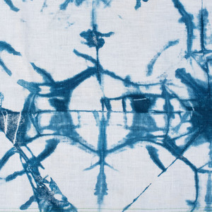 Medium 05indigo radioactivity on linen